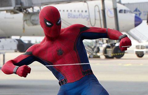 Spider-man, Superhero, Fictional character, Costume, Suit actor,
