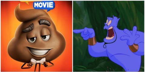 Facial hair, Animation, Cap, Animated cartoon, Beard, Costume accessory, Pleased, Moustache, Fictional character, Collage,