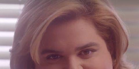 Nose, Lip, Mouth, Cheek, Eye, Hairstyle, Skin, Chin, Forehead, Eyebrow,