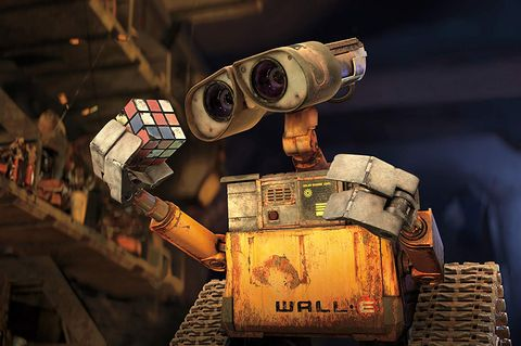 Robot, Machine, Technology, Mecha, Animation, Digital compositing, Space, Fictional character, Games,