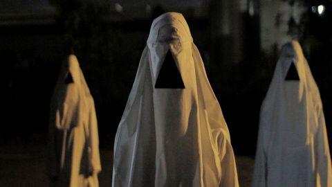 Veil, Outerwear, Dress, Bridal accessory,