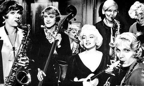 Music, Musical ensemble, Musician, Musical, Monochrome, Band plays, Pop music, Black-and-white, Music artist, Musical instrument,