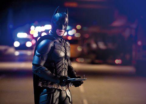 Fictional character, Superhero, Costume, Hero, Electric blue, Batman, Cobalt blue, Latex, Latex clothing, Masque,