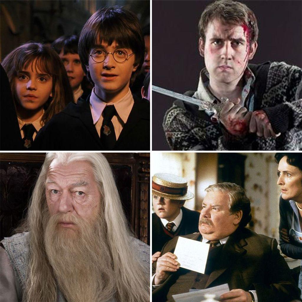6 teorías locas sobre 'Harry Potter'