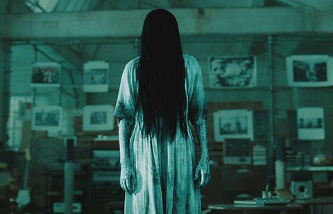 Green, Photograph, Black, Turquoise, Blue, Black hair, Light, Snapshot, Beauty, Long hair,