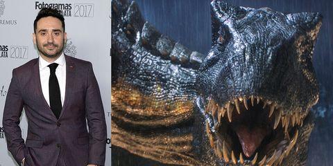 Dinosaur, Tyrannosaurus, Jaw, Suit, Fictional character, Extinction,