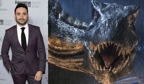 Dinosaur, Tyrannosaurus, Jaw, Suit, Fictional character, Extinction,