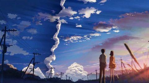 Sky, Cloud, Daytime, Natural landscape, Atmosphere, Cumulus, World, Calm, Reflection, Landscape,