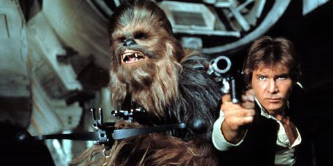 Chewbacca, Fictional character, Movie,