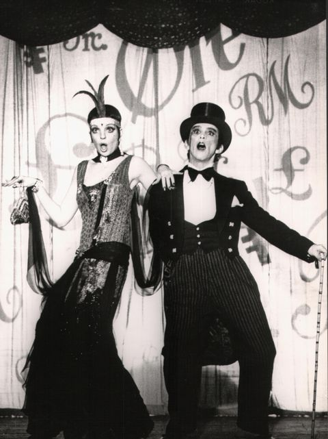 Hat, Costume accessory, Costume, Curtain, Vintage clothing, Costume design, Black-and-white, Monochrome, Victorian fashion, Sun hat,