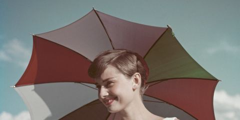 Umbrella, Beauty, Fashion, Fashion accessory, Dress, Photography, Stock photography, Illustration,