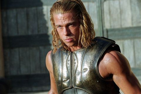 Arm, Chest, Armour, Muscle, Trunk, Action-adventure game, Facial hair, Breastplate, Viking, Fictional character,