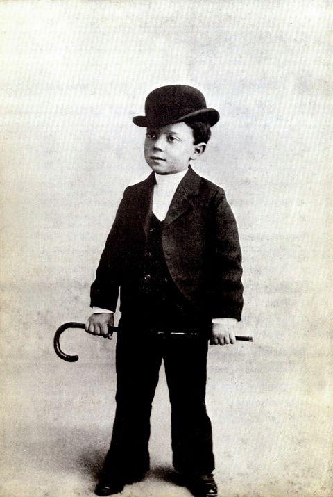 Collar, Standing, Headgear, Vintage clothing, Portrait, Retro style,