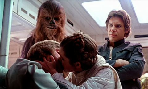 Comfort, Interaction, Organ, Chewbacca, Temple, Fictional character, Sharing, Liver, Wrinkle, Conversation,
