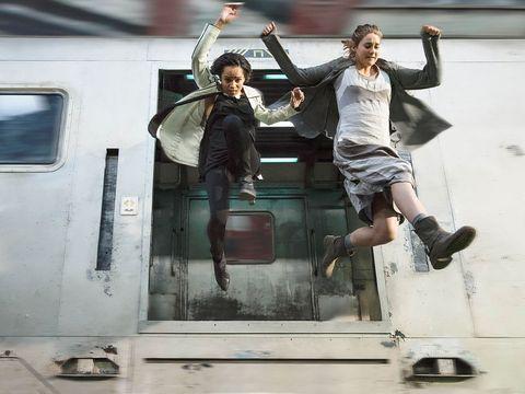 Leg, T-shirt, Shorts, Jumping, Outdoor shoe, Walking shoe, Street stunts,