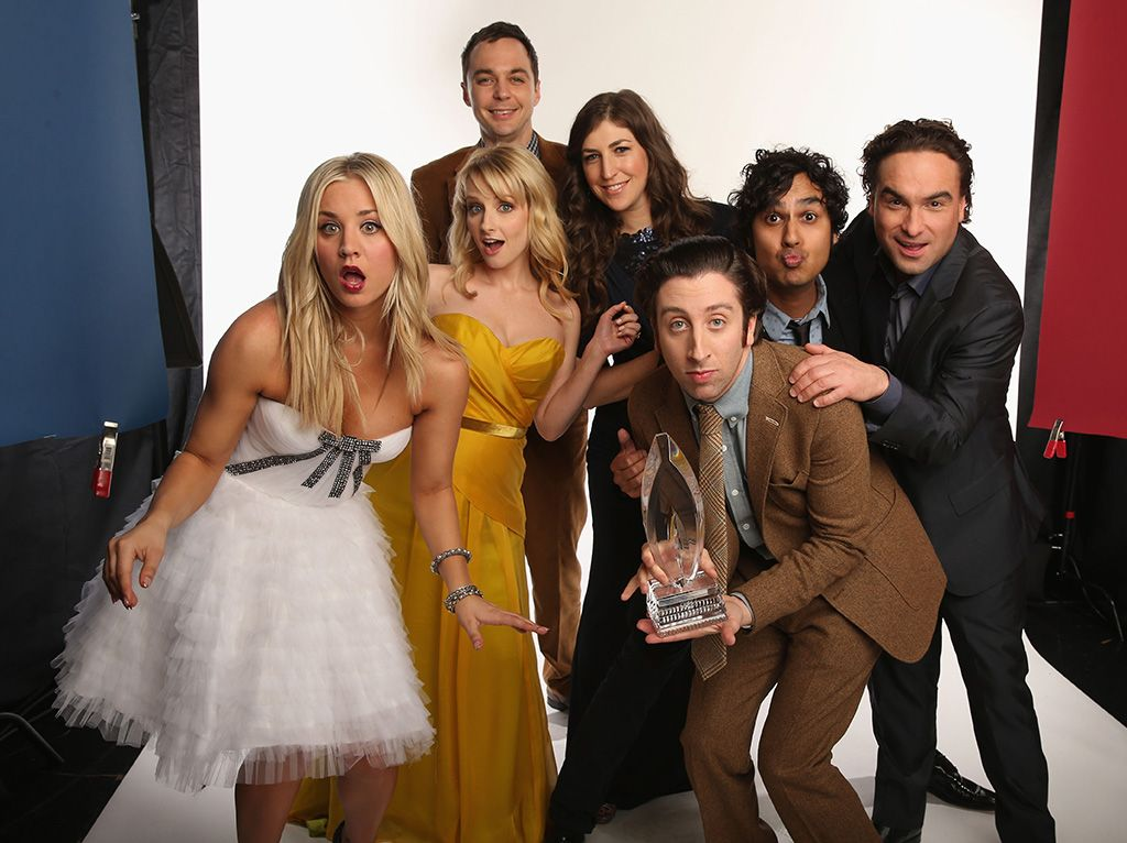 ¿Cómo eran los actores de 'The Big Bang Theory' antes de la serie?