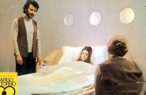Human, Lighting, Comfort, Bed, Room, Bedding, Linens, Bedroom, Bed sheet, Youth,