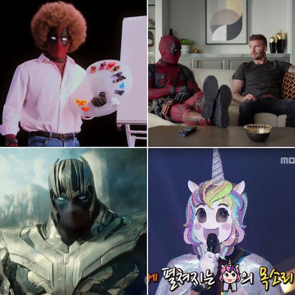 'Deadpool 2': Los mejores virales promocionales