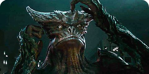 Demon, Cg artwork, Fictional character, Mythology, Extinction, Fiction, Mythical creature, Dragon, Cryptid, Supernatural creature,
