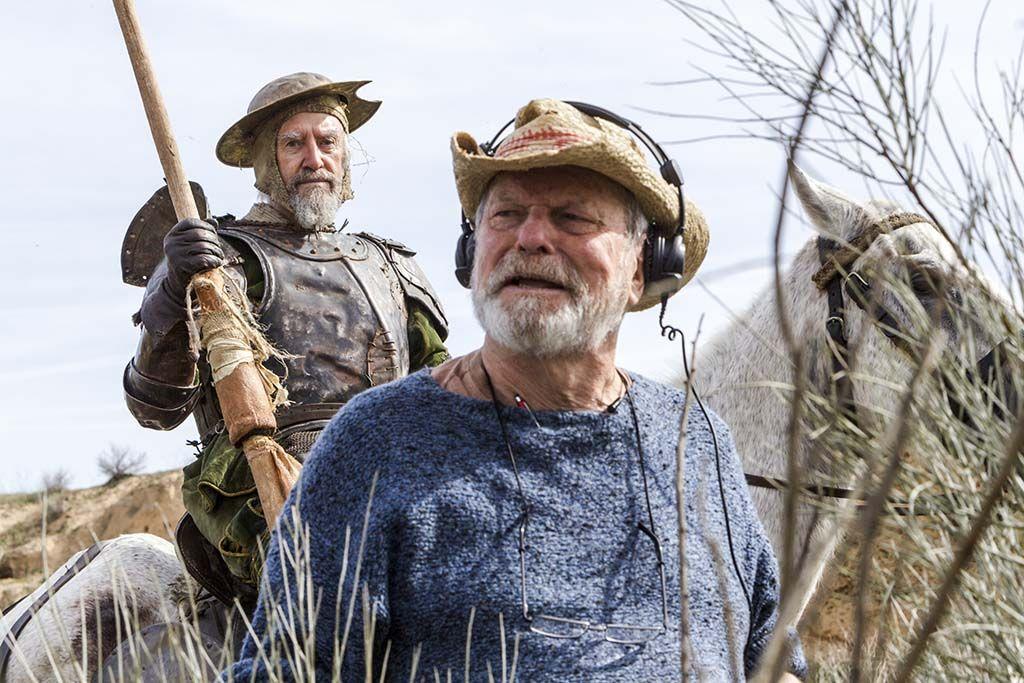 'El hombre que mató a Don Quijote', de Terry Gilliam: Historia de una obsesión