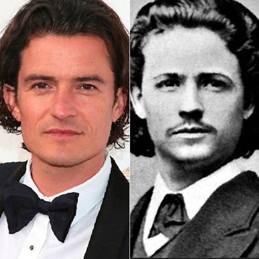El parecido razonable de los actores con personajes históricos