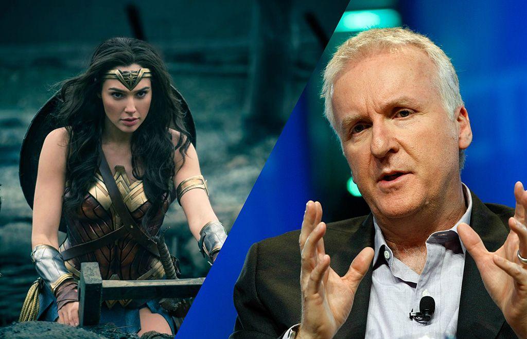 ¿Es un problema, como dice James Cameron, que Wonder Woman sea guapa?