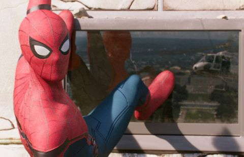 Spider-man, Deadpool, Superhero, Fictional character, Carmine, Suit actor,