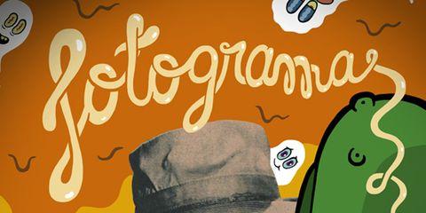 Illustration, Cartoon, Art, Cool, Album cover, Font, Moustache, Poster, Graphic design, Fictional character,