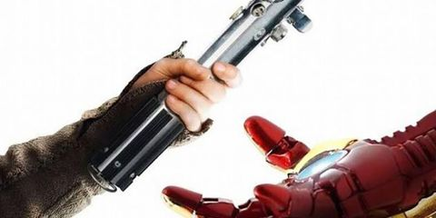 Hand, Arm, Finger, Trigger, Fictional character,