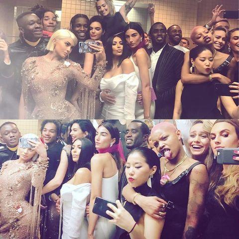 People, Facial expression, Beauty, Fashion, Event, Dress, Fun, Friendship, Shoulder, Fashion design,