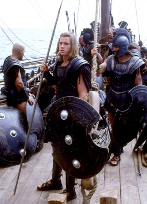 People, Vacation, Rope, Boat, Armour, Viking, Adventure, Crew, History, Sailing ship,