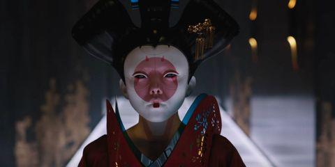 Face, Head, Smile, Fun, Temple, Tradition, Costume, Art,