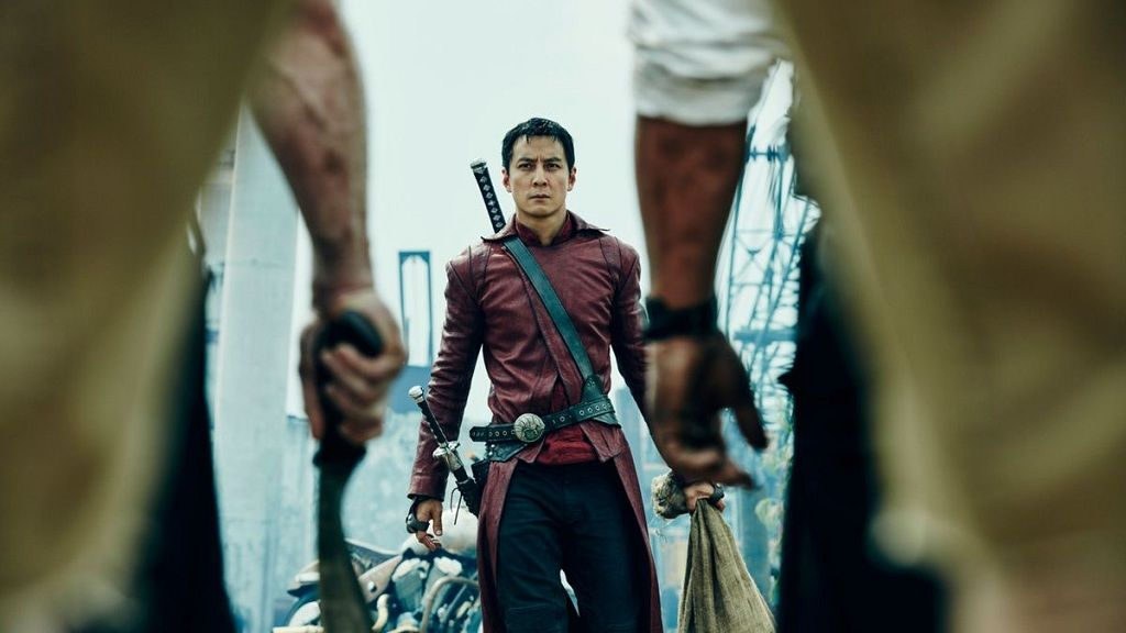 'Into the Badlands': las artes marciales llegan a la televisión