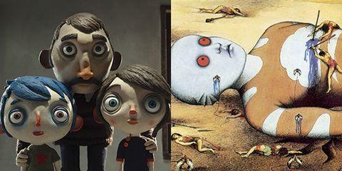 Animation, Art, Interaction, Animated cartoon, Illustration, Painting, Paint, Fiction, Love, Drawing,