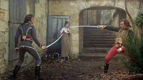 los duelistas 1977