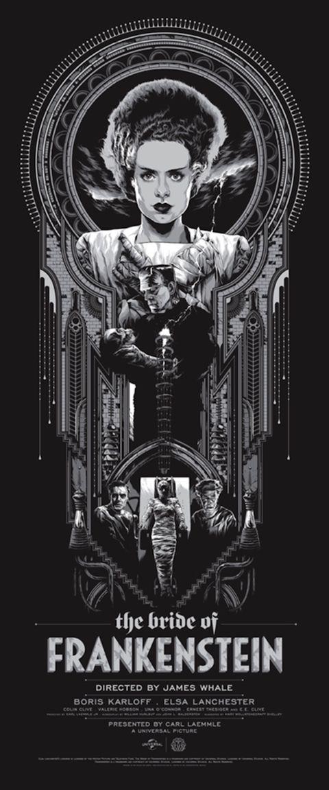 Los mejores pósters MONDO de cine