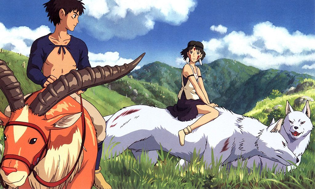 'La princesa Mononoke': 20 años del clásico ecologista de Hayao Miyazaki