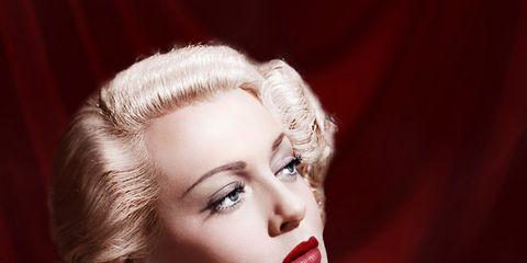 Lip, Hairstyle, Eyebrow, Eyelash, Style, Beauty, Model, Fashion model, Fur, Flash photography,