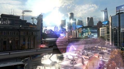 Metropolitan area, Cityscape, Metropolis, City, Urban area, Human settlement, Downtown, Pc game, Sky, Skyline,
