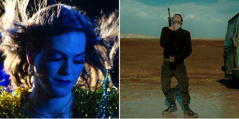 Collage, Human, Art, Adaptation, Sky, Photography, Fun, Smile, Fictional character,