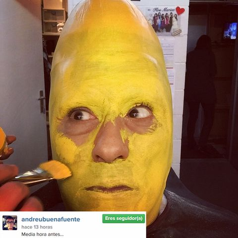 Yellow, Kitchen utensil, Animation, Fictional character,