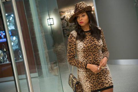 Sleeve, Hat, Style, Street fashion, Headgear, Pattern, Dress, Fashion, Fashion model, Beauty,