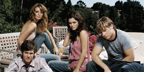 series para adolescentes the oc