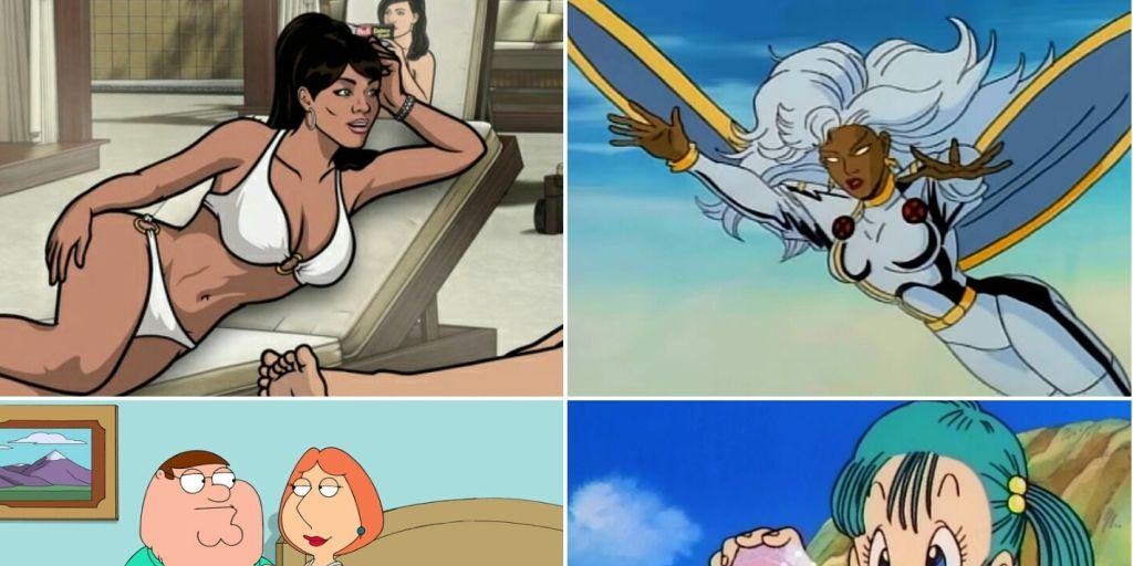 Las 35 Mujeres De Dibujos Animados Más Sexys De La Tv