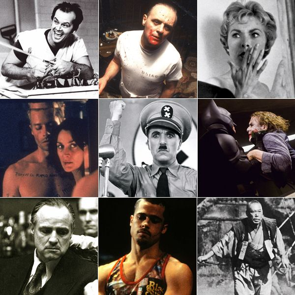 Mejores películas IMDB - mejores películas de la historia según IMDb