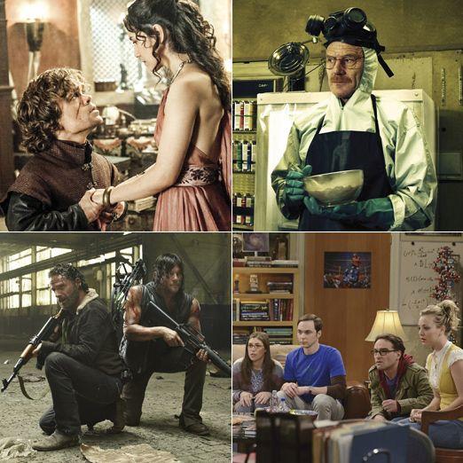 Las 50 mejores series de la televisión USA
