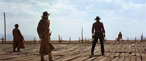 Human, Sky, Standing, Hat, People in nature, Headgear, Sun hat, Khaki, Fedora, Cowboy hat,