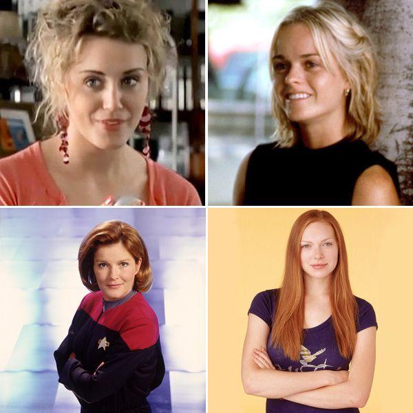 Las actrices de 'Orange is the new black' antes de la serie