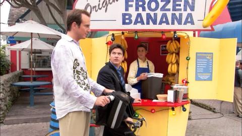 Trade, Banana family, Umbrella, Service, Selling, Banana, Customer, Shopkeeper, Matoke, Tent,
