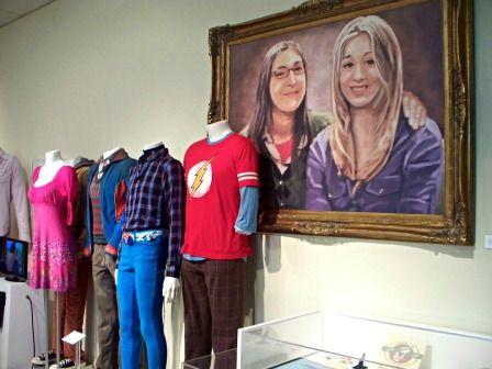 Picture frame, Boutique, Retail, Outlet store, Clothes hanger, Mannequin, Fashion design, Paint, Collection, Painting,